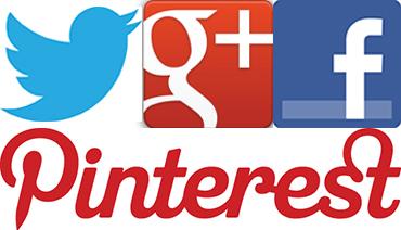 Blog Social Media Logos
