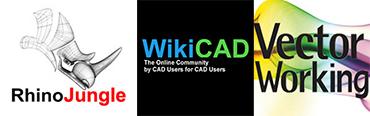 Blog Community Logos