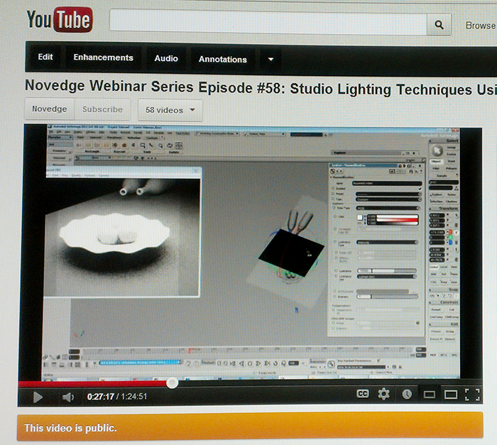 Novedge Webinar #58 web