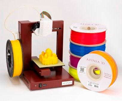 The Afinia Printer
