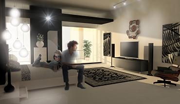 4 - digital rendering