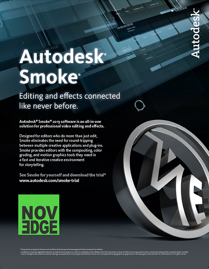 Autodesk Smoke SMALL