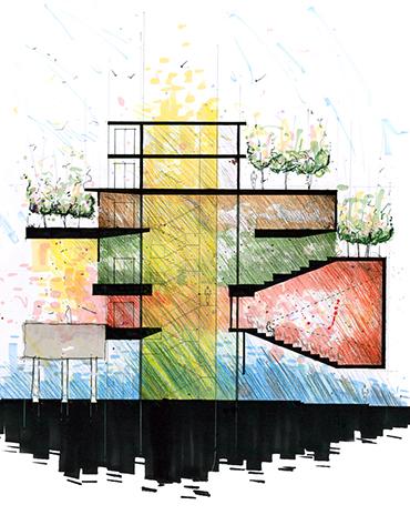 6 - hand rendering