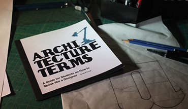 15 - ARCHITECTURE TERMS - my new book