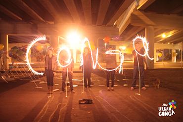 Conga-in-Lights