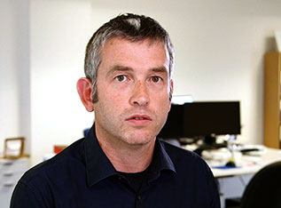 Stuart Mead, CEO of Fuel 3D