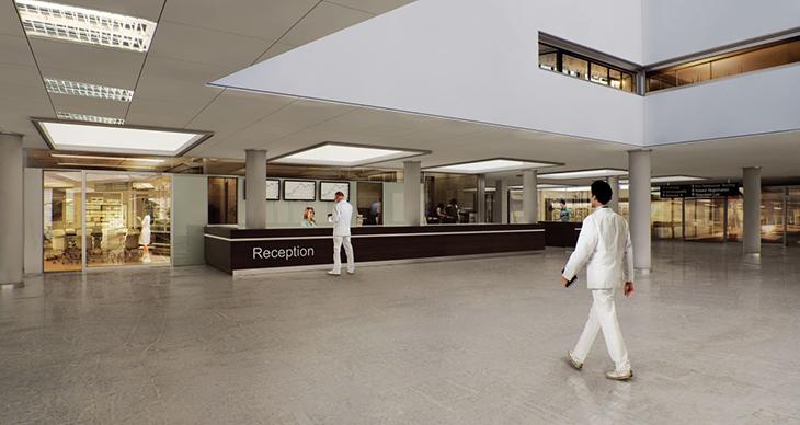 FlyingArchitecture-Hospital