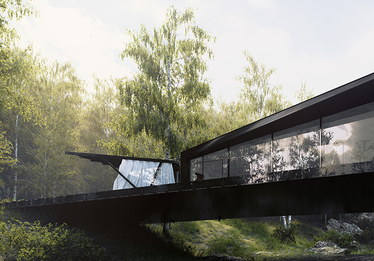 Juraj Talcik - Bridge House2