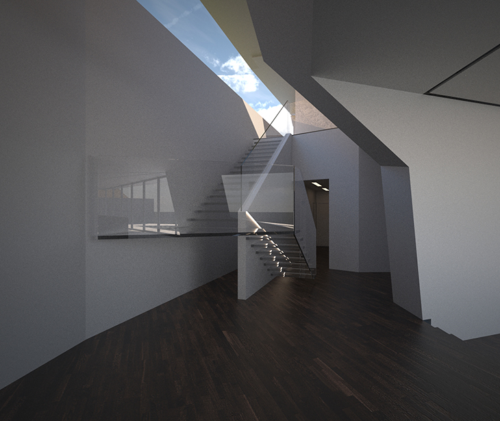 Christopher Arntzen - Belzberg Architects - 07 Stair 02