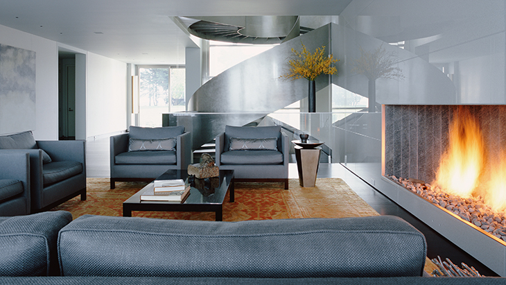 Lundberg Design - Pacific Heights Residence - Art Gray