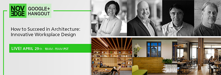How to Succeed in Architecture - Innovative Workplace Design 02