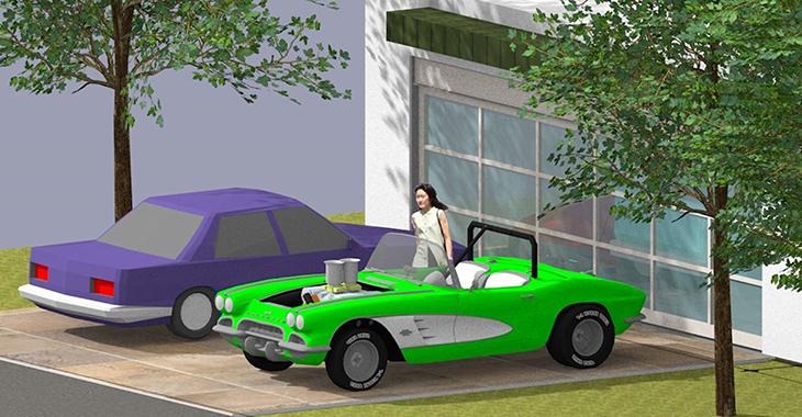 Corvette 2