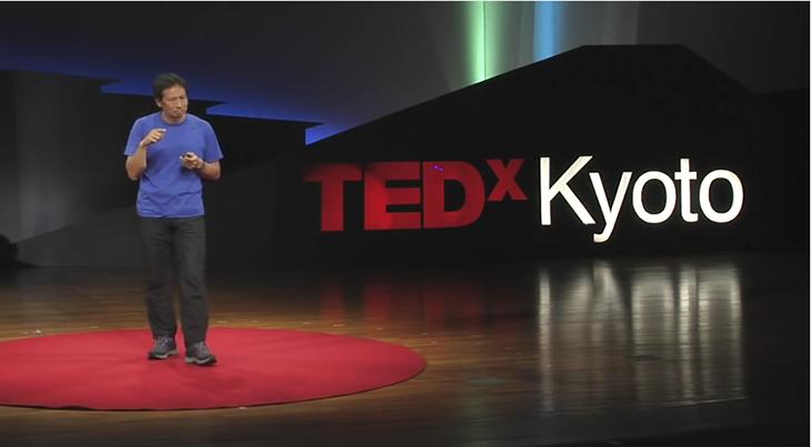 Tezuka Architects-TED Talk