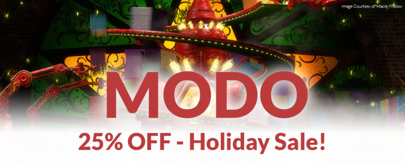 MODO Holiday Sale