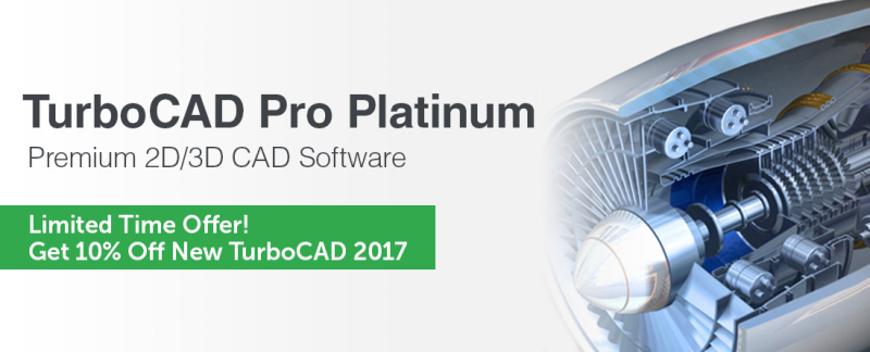 TurboCAD Promo