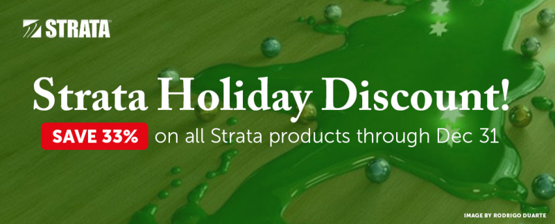 Strata Hoiday Discount