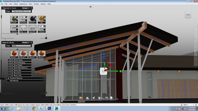 Evan_Troxel_Autodesk_Showcase_IMAGE10_Assigning_the_Wood_Mtl