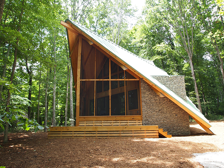 Ryan Thewes Architect Sharp Cabin 01