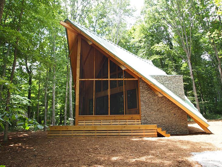 Ryan Thewes Architect Sharp Cabin 01