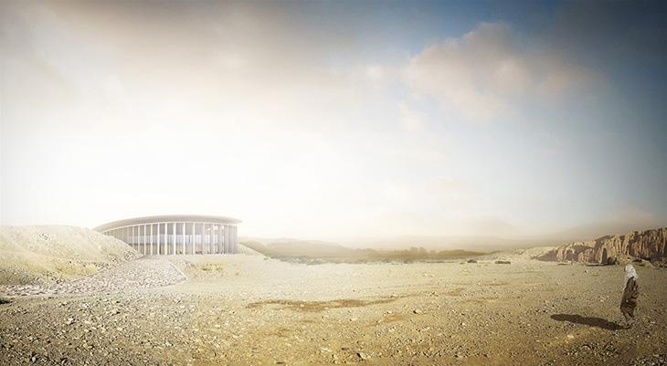 LUCA_POIAN_ Bamiyan Cultural Centre02