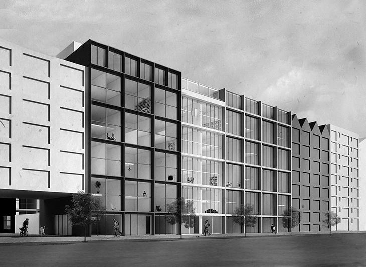 Marc Koehler- facade
