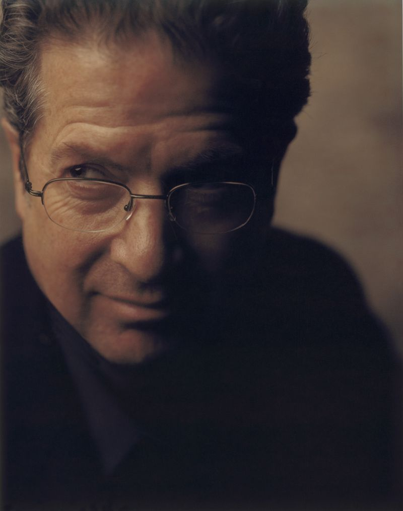 Schwab Portrait by Jock McDonald
