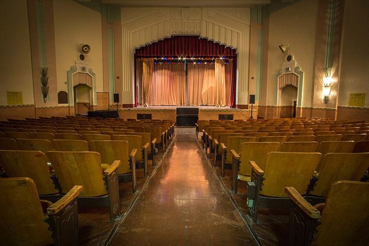Hamilton+Aitken Architects- Lick Auditorium