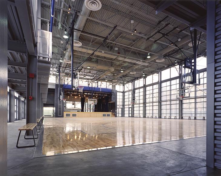 PKSB Architects - WILLIAMSBURG COMMUNITY CENTER