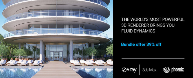 Vray Bundle offer