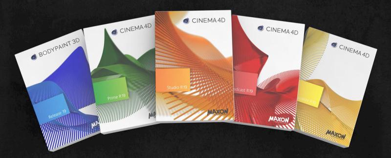 Cinema4D R19