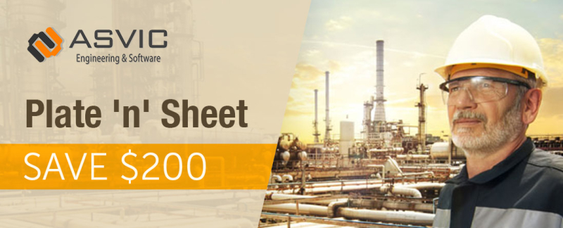 Plate n Sheet Special Offer