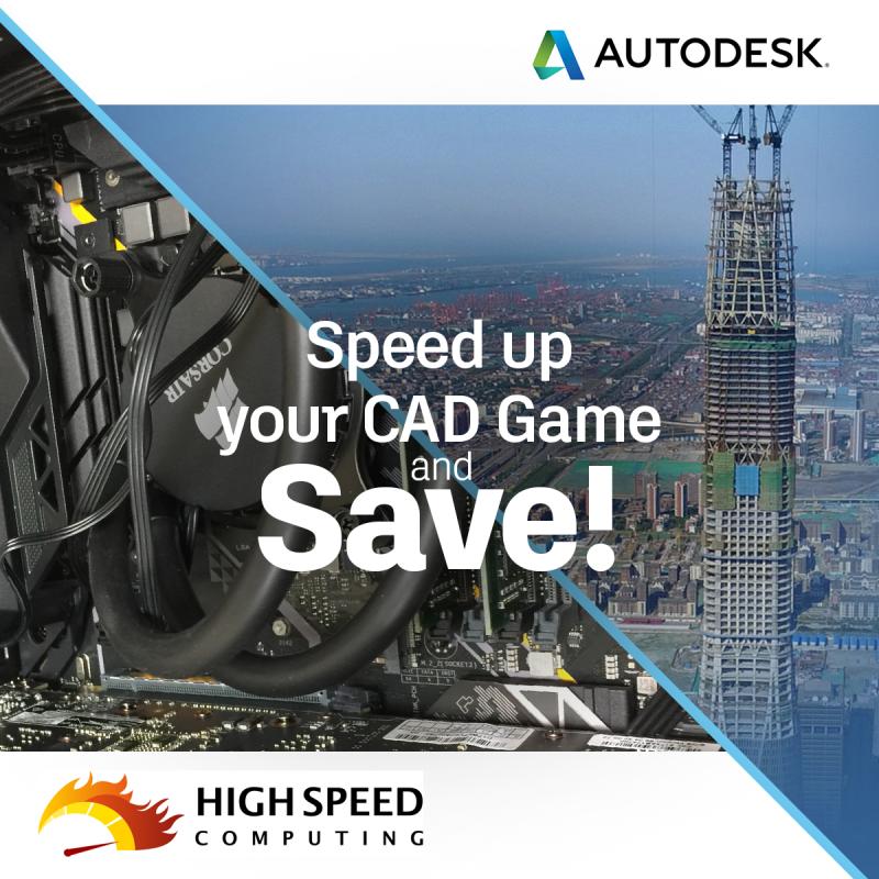 Autodesk& Workstation FB campaign