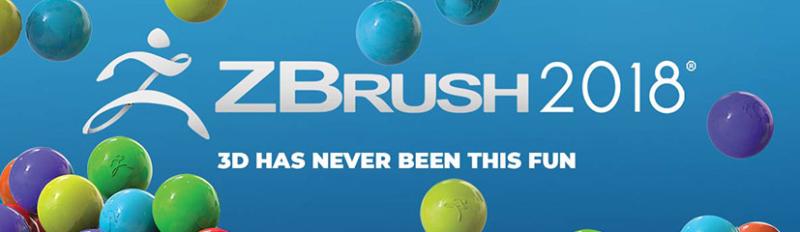 ZBrush2018