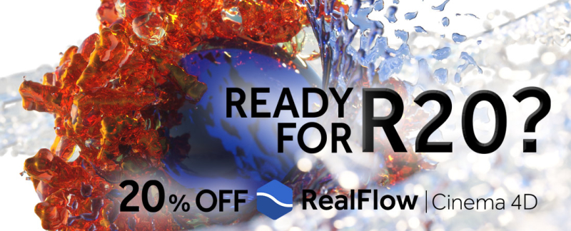 RealFlowC4D